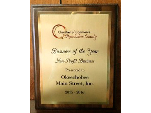 Non-Profit Business of the Year 2015-2016 Award
